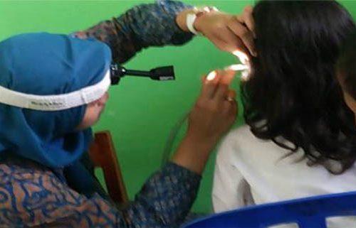 Spesialistik Telinga, Hidung dan Tenggorokan